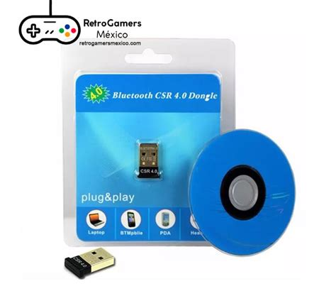 Bluetooth Dongle Csr 4 0 bluetooth csr 4 0 dongle retro gamers mexico