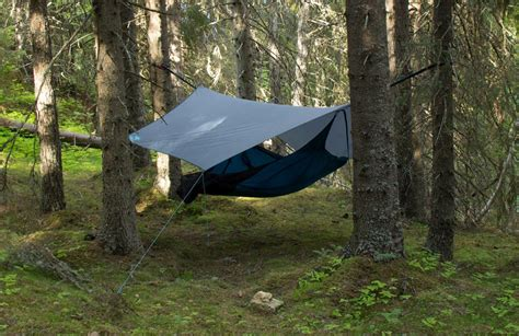 Tent Or Hammock For Backpacking amok s draumr the tent hammock hybrid cool