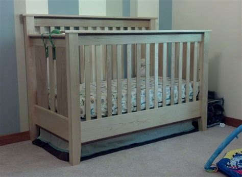 Convertible Crib Toddler Bed Double Bed By Huds Convertible Crib Plans
