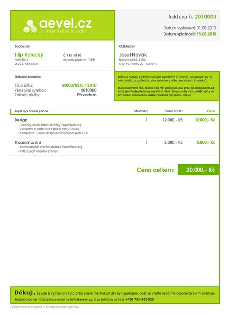 design my invoice invoice design by aevel on deviantart