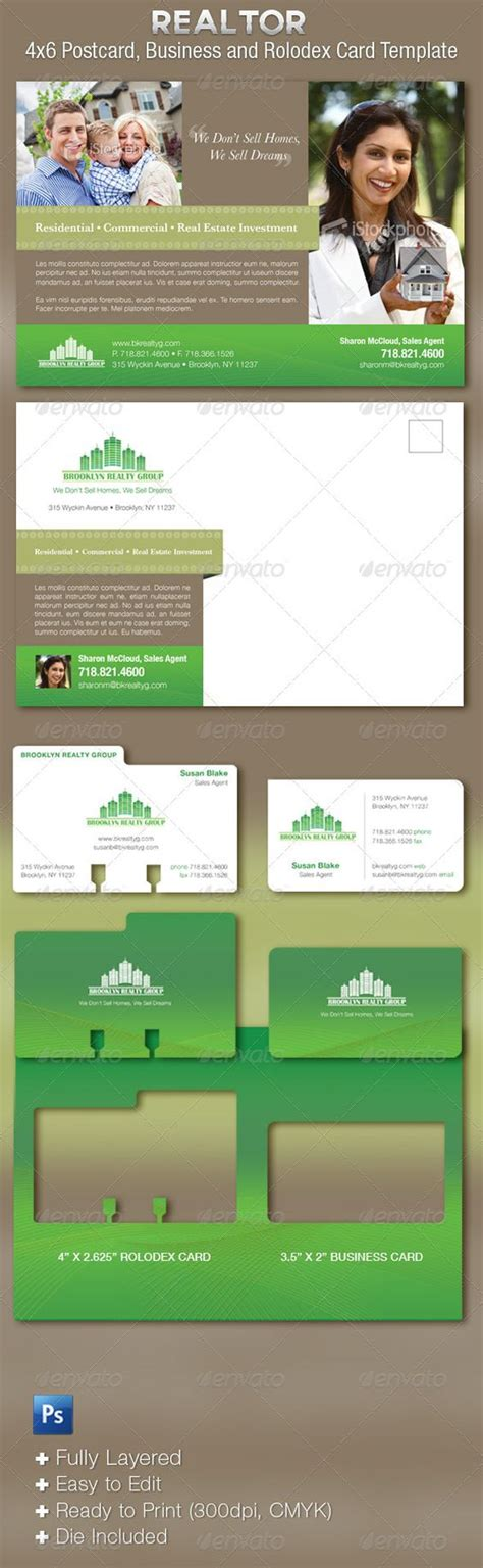 Avery Rolodex Card Template by Real Estate Flyers Business Card Templates And Card