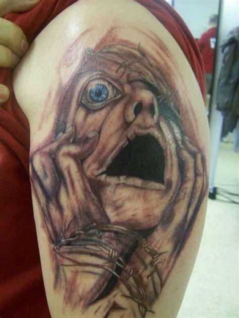 evil ink tattoo evil images designs