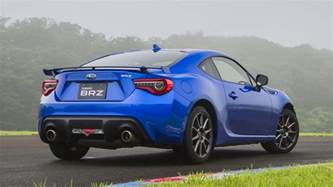 Is The Subaru Brz All Wheel Drive Drive 2017 Subaru Brz