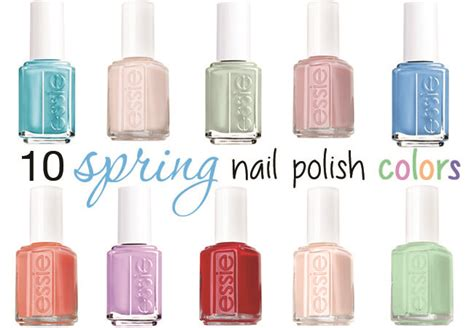 what is an appropriate spring nail polish color for a woman over 60 color the season catalyst