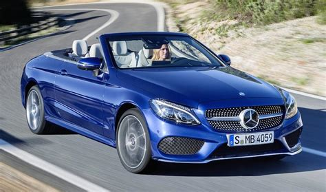 Mercedes C Class Specs by Mercedes C Class Cabriolet Uk Pricing And Specs
