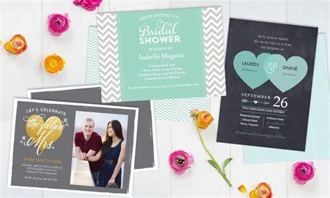 Groupon Wedding Invitations
