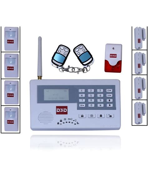 buy alarm system modern home security system with