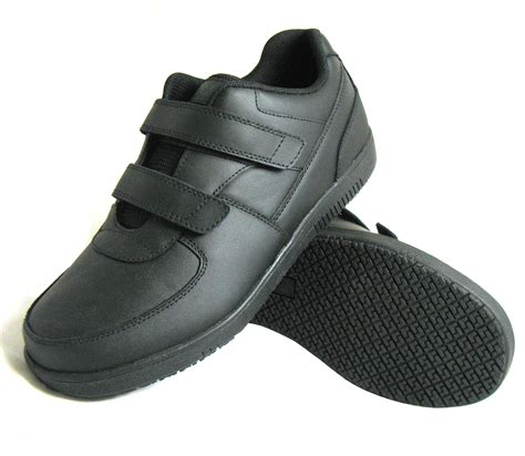womens slip resistant work shoes kmart