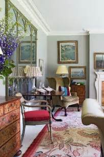 English Homes Interiors vicarage english manor english style english cottage english interior
