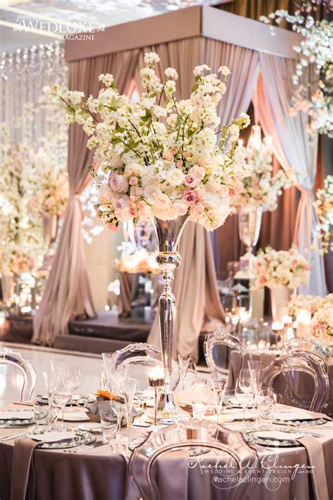 wedding reception decor stunning cherry blossom wedding at the four seasons hotel wedding decor toronto a