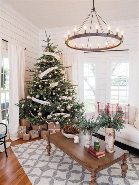 30 country tree decorating ideas gac