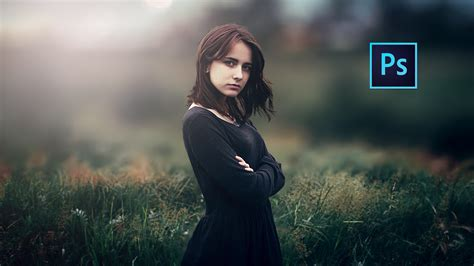 the cc photography plan keeps getting better all new photoshop cc tutorial outdoor portrait edit girl youtube