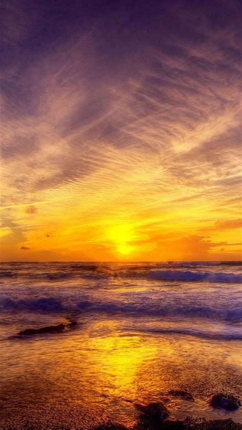 Sunset Sea 15 Galaxy S5 Wallpapers, Samsung Galaxy S5