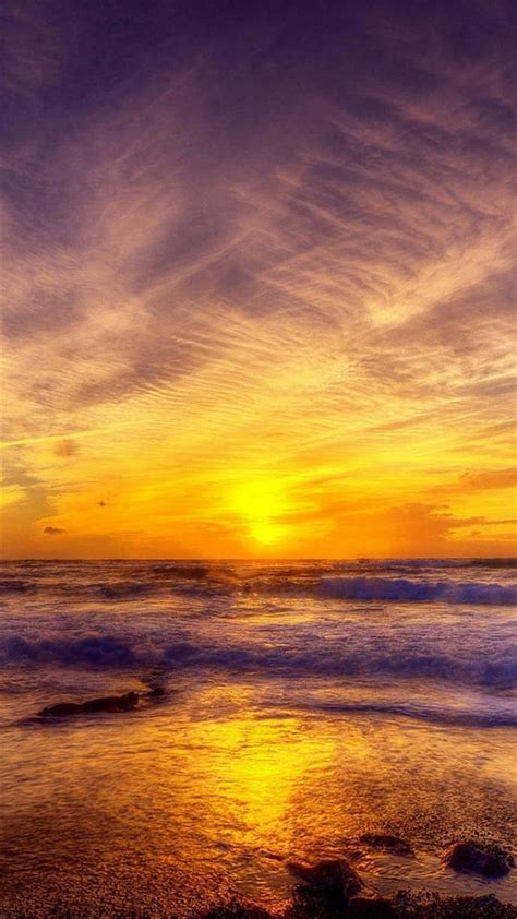 Sunset Sea 15 Galaxy S5 Wallpapers, Samsung Galaxy S5