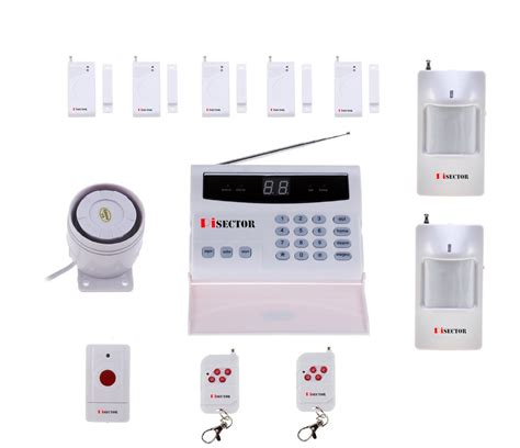 alarm system simplifying security systems