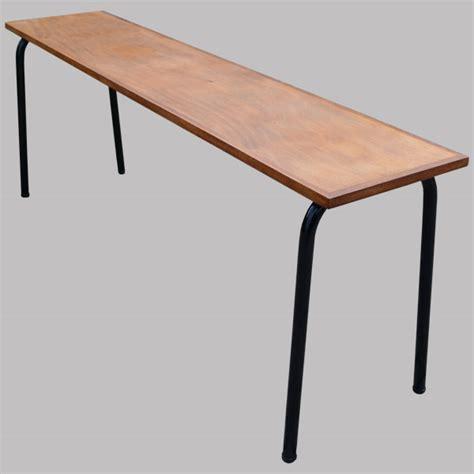 table d ecole longue et 233 troite table d 233 cole ancienne