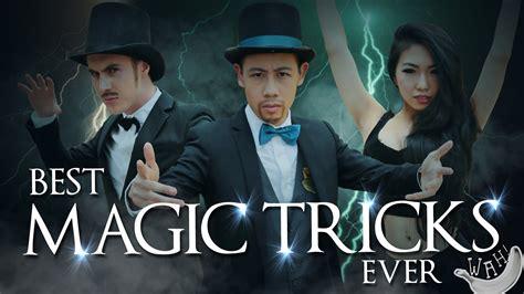 best magic trick best magic tricks
