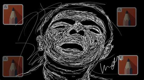 aplikasi sketchbook apk tutorial edit foto scribble di android sketchbook