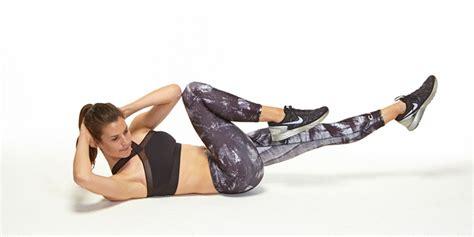 hard core workout  rocks  upper  abs