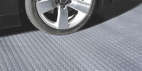 Rubber Mat Garage Floor Covering by Garage Floor Mats Coin Garage Floor Mats In Stock Uline
