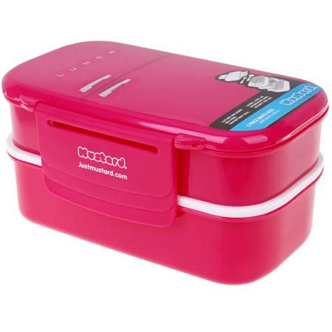 Box Bento Microwave 1 Wrna Promosi refrigerator pattern lunch box bento large capacity bento lunch box can microwave bento