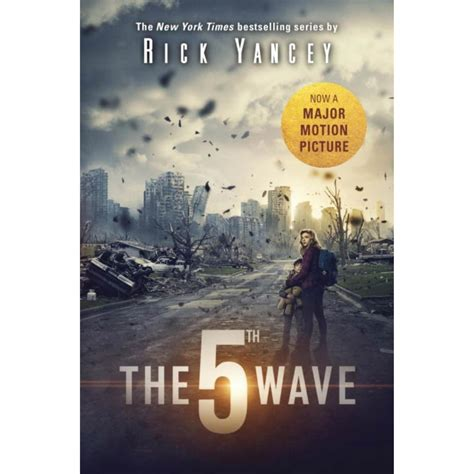 the 5th wave book the 5th wave movie tie in the first book of the 5th wave teen young more shop