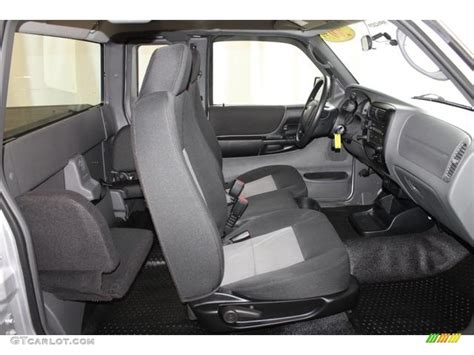 2007 ford ranger sport supercab 4x4 interior photos