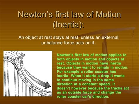 newton s law of motion