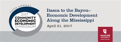Mba In Community Economic Development by Community And Economic Development Symposium Ced