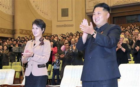 kim jong un wife biography kim jong un s wife photos even dictators have wives