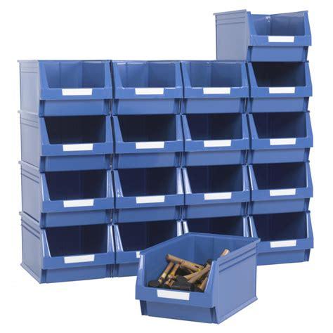 organization bins heavy duty plastic parts storage bins racking from racking uk