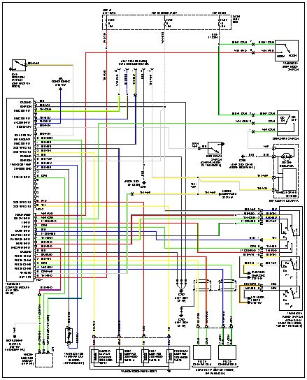 hyundai accent 1996 wiring diagram wiring diagram with