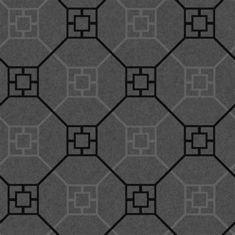black and white geometric wallpaper uk sophie conran kato san geometric wallpaper black 900203
