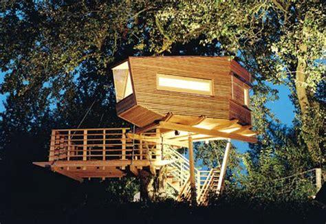 baumraum stunning treehouse designs from germany inhabitat sustainable design innovation