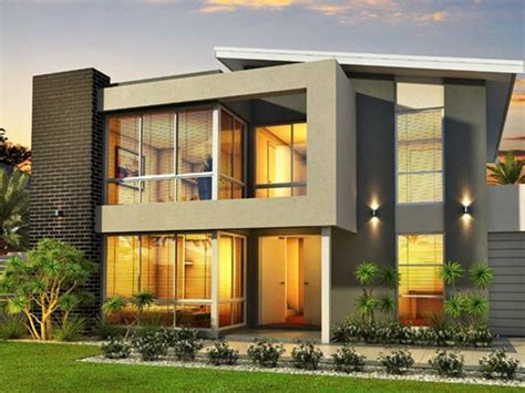 build your dream house small exterior design for 2 floor house