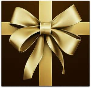 gift wrapping bows brown gift wrap with gold bow gift giving