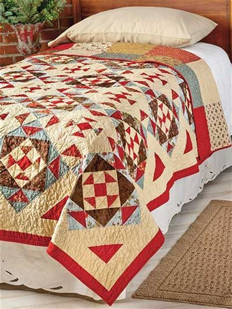 Patchwork Quilt Ideas - 318 best beds with quilts images on bedspreads