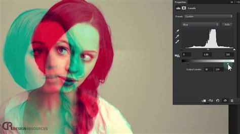 double exposure in photoshop tutorial youtube double color exposure effect photoshop tutorial youtube