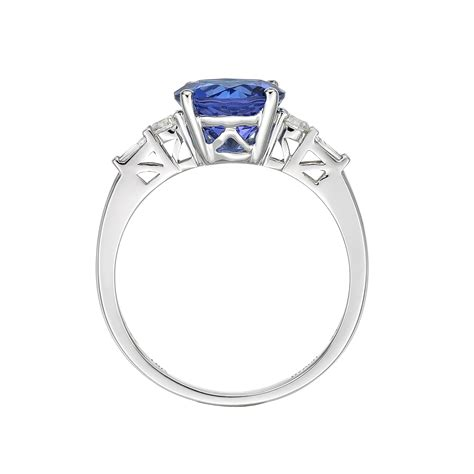jewelry ring 3 34 ct tanzanite ring richland gemstones