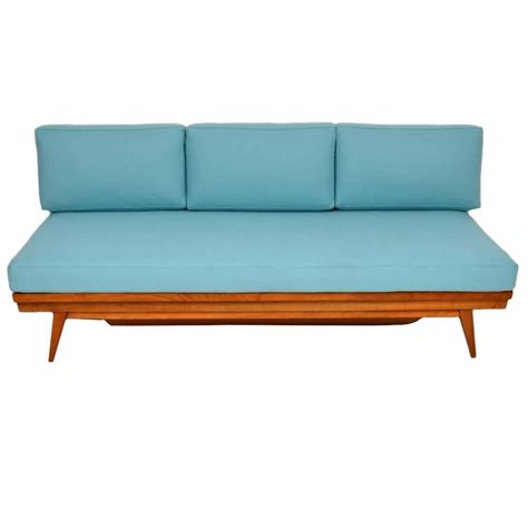 retro sofa daybed by wilhelm knoll vintage 1950s for sale