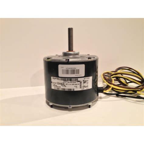 carrier infinity condenser fan motor carrier condenser fan motor hc35ge235