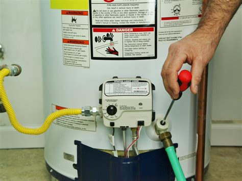 turn on boiler pilot light 5 reasons why your gas water heater pilot light won t stay lit