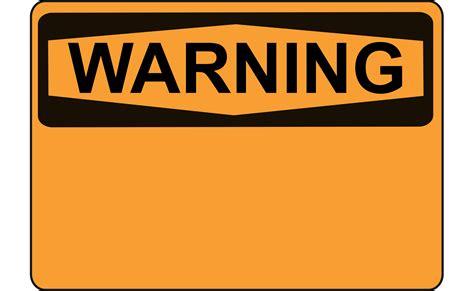 warning sign big image png