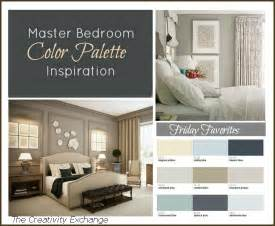 bedroom color palettes master bedroom paint color inspiration friday favorites