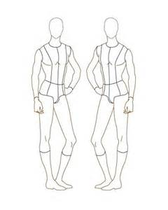 fashion design template on pinterest fashion sketch