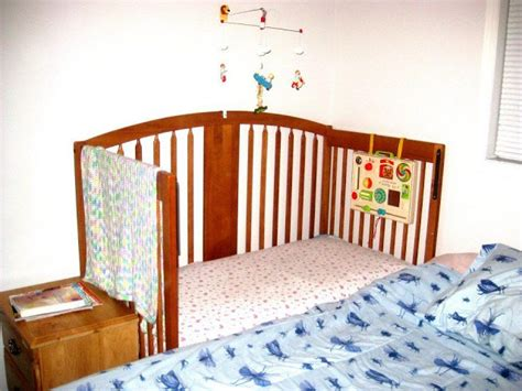 Turn Your Crib Into A Sidecar Cosleeping Can Take Many Sidecar Crib To Bed