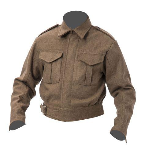 army pattern dress ww2 british army pattern 37 battle dress blouse