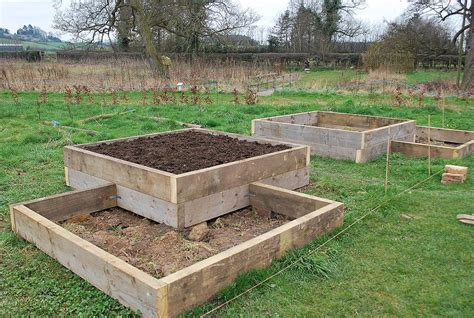 raised beds plans download raised garden bed plans nz plans free