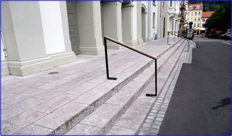 treppe handlauf aussenbereich handlauf treppe au 223 en hauptdesign