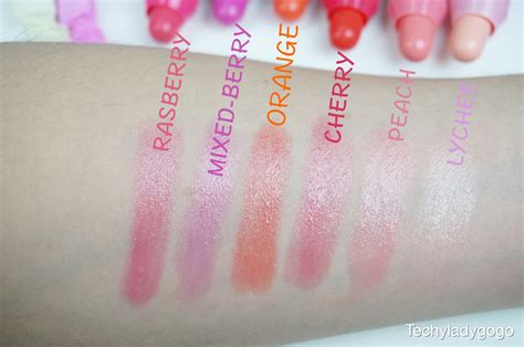 Maybelline Baby Wow maybelline baby wow ร ว ว และ swatch